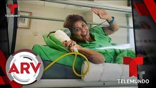 Alejandra Guzmán habla de sus problemas de salud que todavía padece   Al Rojo Vivo   Telemundo