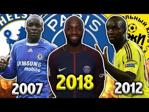 10 STRANGEST Football Careers!
