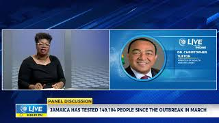 New Testing Protocols and JA's Tourism Prospects with Dr. Chris Tufton | Panel Discussion | CVM TV