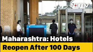 Hotels Reopen In Mumbai Amid Rising Coronavirus Cases - NDTV