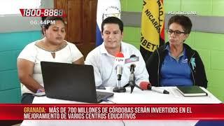 Gobierno de Nicaragua avanza más en proyectos educativos