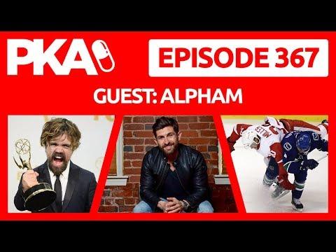 connectYoutube - Episode 367 w/AlphaM -Aaron's FearFactor Episode, Dwarf vs Fatty, Soccer Sucks