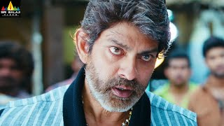 Legend Movie Jagapathi Babu Action Scene | Balakrishna | Latest Telugu Scenes @SriBalajiMovies - SRIBALAJIMOVIES