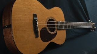 Bourgeois Aged Tone Mahogany OO Acoustic Guitar Demo