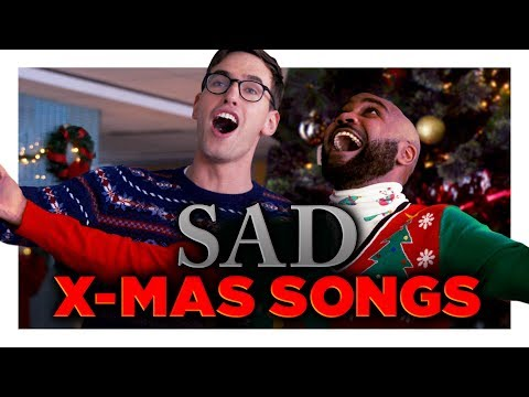 connectYoutube - The Best Christmas Songs Are Sad | Hardly Working
