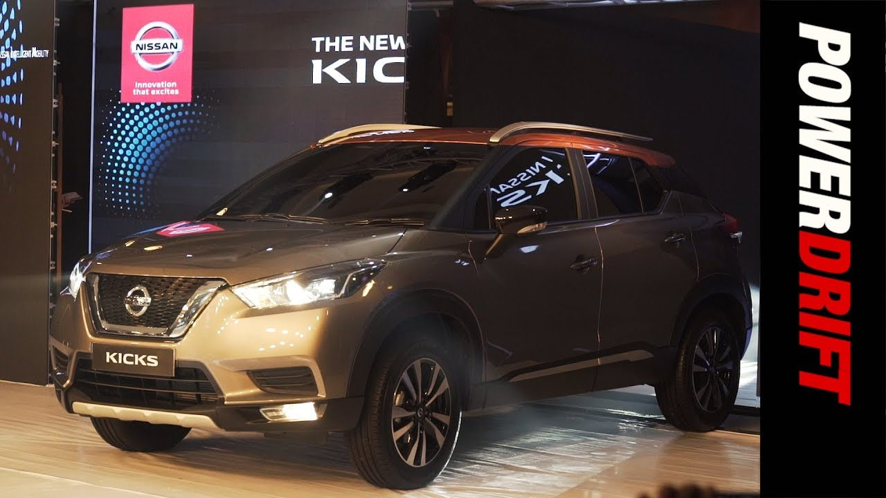 Nissan Kicks : Creta rival : What else to expect : PowerDrift
