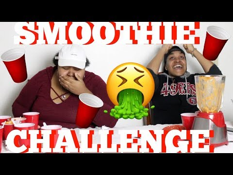 connectYoutube - Smoothie Challenge (GONE WRONG!)