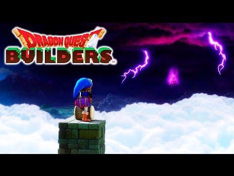 connectYoutube - ¡CONSTRUYENDO MI PROPIA ALDEA!   Dragon Quest Builders (Nintendo Switch).