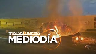 Noticias Telemundo Mediodía, 3 de enero 2020 | Noticias Telemundo