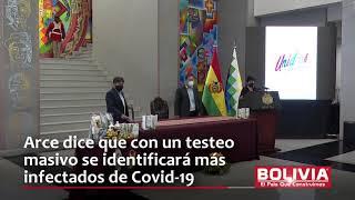 TEST MASIVO INFECTADOS COVID19