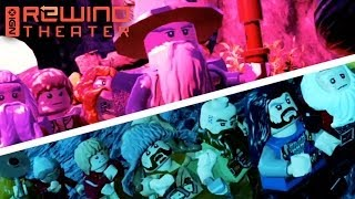 LEGO: The Hobbit Ocean's 11 Trailer
