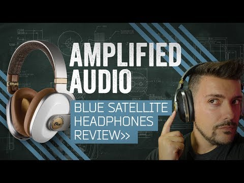 Blue Satellite Headphones Review: Sweet Sound, Bad Basics