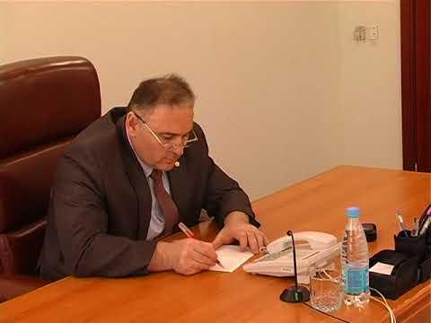 Начальник УМВД России по Томской области провел «Прямую линию с населением»