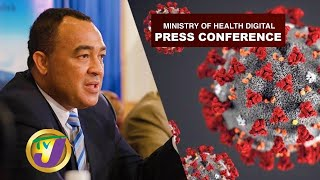 Jamaican Gov't Update on COVID-19: Digital Press Conference - May 6 2020