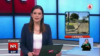 Noticias Repretel Matutina: Programa 20 de marzo del 2020