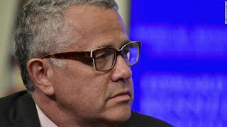 Jeffrey Toobin is back at CNN eight months after exposing himself on Zoom