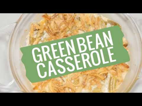 connectYoutube - Dr. Oz Shares The History of Green Bean Casserole