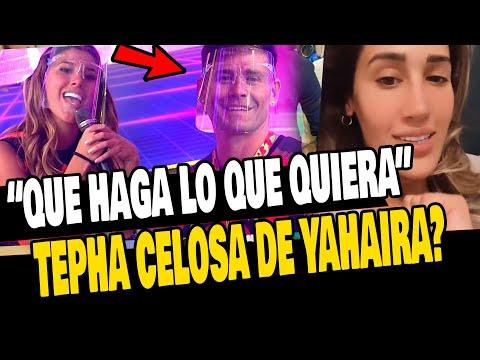TEPHA LOZA ESTÁ CELOSA DE YAHAIRA PLASENCIA Y SUS SALIDAS CON PANCHO RODRIGUEZ