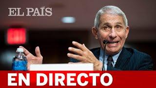 DIRECTO #CORONAVIRUS   Conferencia entre la OMS y el doctor Anthony FAUCI