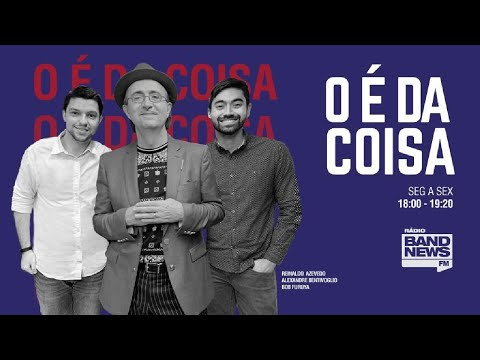 O É da Coisa, com Reinaldo Azevedo - 23/02/2021