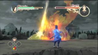 Naruto Shippuden Ultimate Ninja Storm 2 Walkthrough -