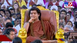 Covid-19 pandemic will end only when i land in India, claims Nithyananda - TV9 - TV9