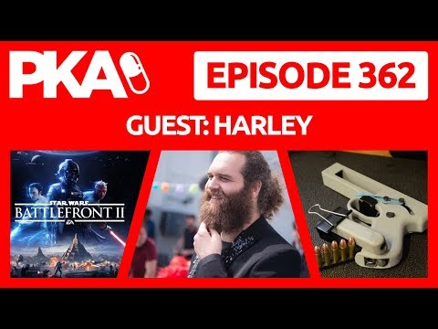 connectYoutube - PKA 362 w/Harley - Bitcoin & Cryptocurrency, EA is Greedy, Stomach Parasite