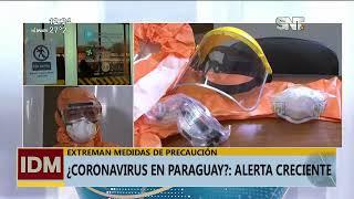 ¿Coronavirus en Paraguay: Alerta creciente