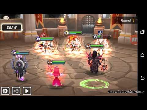 summoners war super kaz water samurai arena tomclip