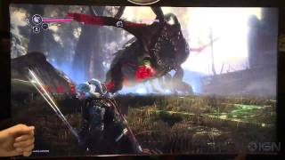 The Witcher 2: Assassins of Kings Gameplay - E3 2010