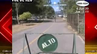 Reo denuncia supuesto brote de Covid-19 en Matagalpa
