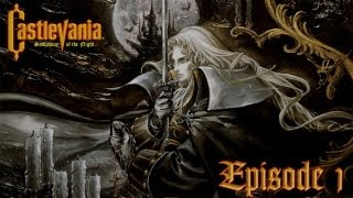 Castlevania: Symphony of The Night Walkthrough (Part 1)