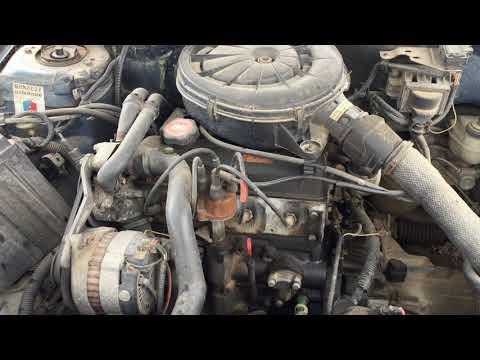 Renault 19 1992 m dalys