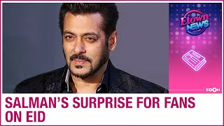 Salman Khan gives a surprise to his fans on Eid after not being able to release his film Radhe - ZOOMDEKHO