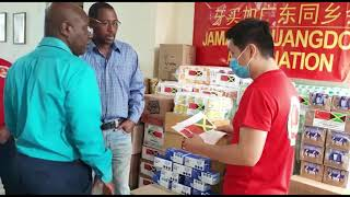 Local Community Donates Supplies To Fight COVID-19 | News | CVMTV