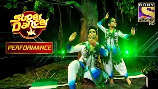 "Dhairya And Kumar's Energetic Performance On ""Saawan Mein Lag Gayee Aag"" 