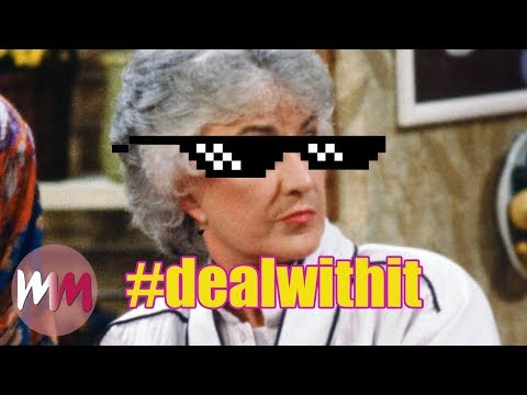 Top 10 Most Savage Golden Girls Moments