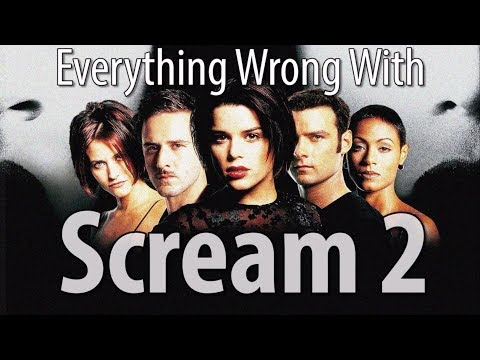 Everything Wrong With Scream 2 In 19 Minutes Or Less