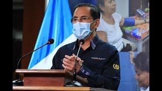 Coronavirus: Ministro de Salud confirmó 348 nuevos casos y el total se ubica en 5.087
