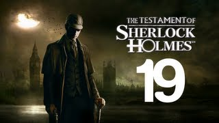 The Testament of Sherlock Holmes Walkthrough - 19 - London Countryside | WikiGameGuides