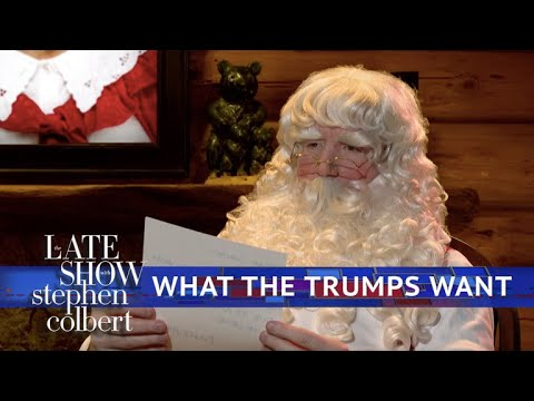 connectYoutube - Letters To Santa From The Trumps