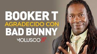 Booker T habla de Bad Bunny por primera vez
