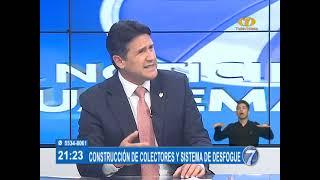 Ricardo Quiñonez: Tendremos lluvias muy intensas y debemos estar preparados