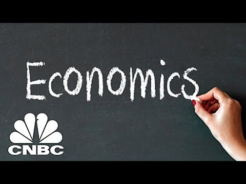 High Schoolers Compete At National Economics Challenge - May 21, 2018   CNBC