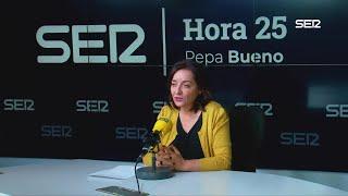 'Conectadas 8M': Pepa Bueno invita a todas las mujeres a sumarse al especial por la lucha feminista
