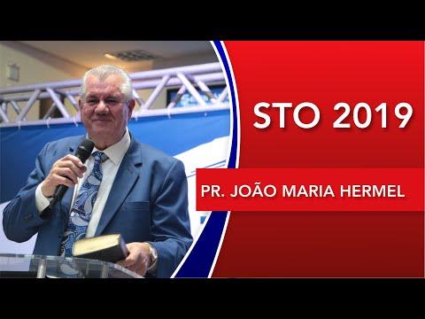Seminário teológico para obreiros - Pr. João Maria Hermel - P6 - Escatologia - 21 09 2019