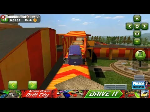 connectYoutube - Obstacle Course Car Parking / Car Parking Skills Games / Android Gameplay Video #2