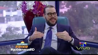 Entrevista Victor Gomez Casanova en el programa Matinal 5