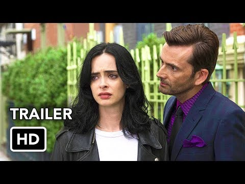 connectYoutube - Marvel's Jessica Jones Season 2 Trailer #2 (HD)