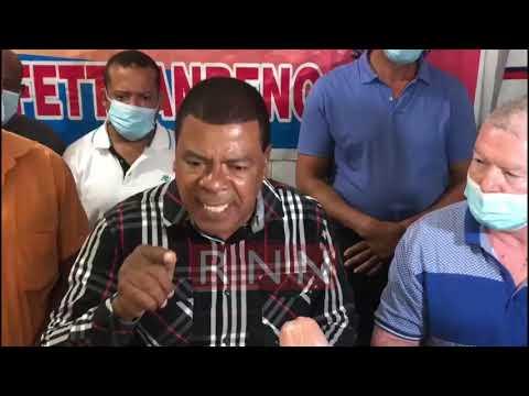 Chóferes de Santiago rechazan declaraciones de Antonio Marte